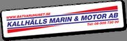Kallhälls Marin & Motor